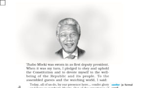 Long Walk to Freedom-Nelson Mandela, class 10 English Solutions, notes, word-meanings